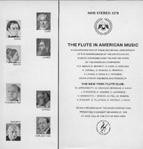 The Flute in American Music (LP)